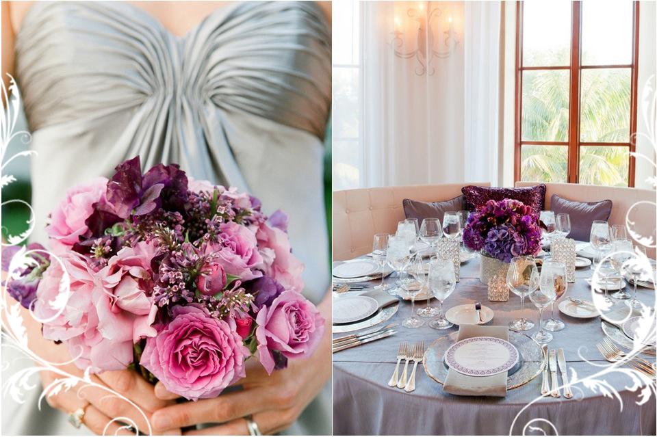 intimate silver purple